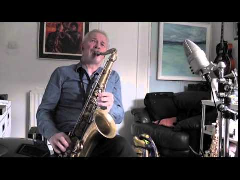 'I may be wrong but...' (I think you're wonderful) jazz on Tenor Sax