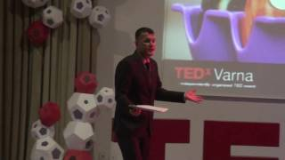 Beware of False Prophets: A University Degree in 15 Minutes | Damian Lewis | TEDxVarna