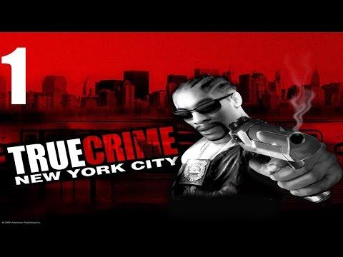 True Crime: New York City - Прохождение Часть 1 (PC)