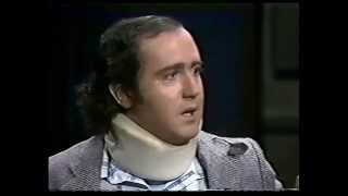 ANDY KAUFMAN & JERRY 'THE KING' LAWLER UNCENSORED on Letterman (1982)