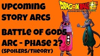 Dragon Ball Super Spoilers: Battle of Gods Saga Phase 2 - Upcoming Story Arcs Theory