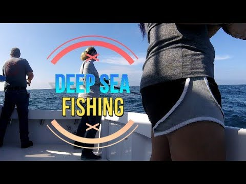 RV TOUR #36 /Deep Sea Charter Fishing  In Sarasota FL. (RV USA) RV Travel