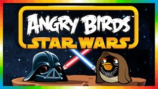 ANGRY BIRDS - STAR WARS - Level 03 - Hoth