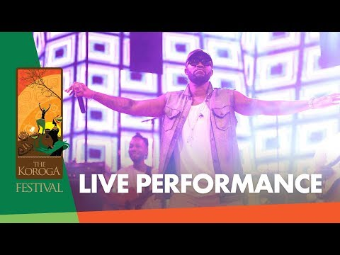 Fally Ipupa - Tout Le Monde Danse Live At The Koroga Festival