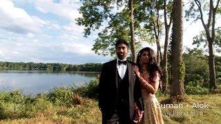 Ann Arbor Marriott Ypsilanti at Eagle Crest Hindu Wedding | Suman + Alok Wedding Film