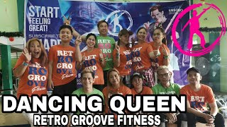 DANCING QUEEN | Retro Groove Fitness | Toots Ensomo | RGF batch 23