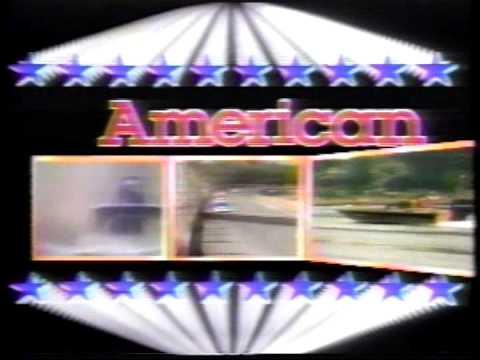 American Sports Cavalcade