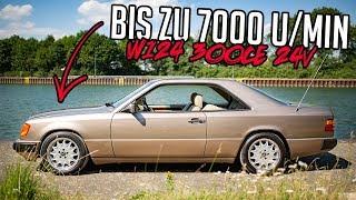 Stern Garage - Der W124 der bis 7000 U/min dreht | Mercedes Benz W124 300CE 24V