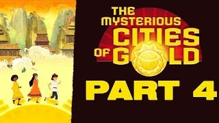The Mysterious Cities Of Gold Secret Paths [HD720p] Gameplay Walkthrough Part 4 태양소년 에스테반 공략 파트 4