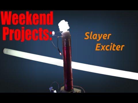 Building the Poor-mans Mini Tesla Coil ( Slayer Exciter): 9 Steps