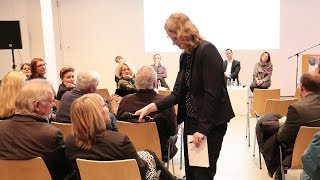 Hagener Kontroverse zum Thema Digitalisierung: Diskussionsrunde