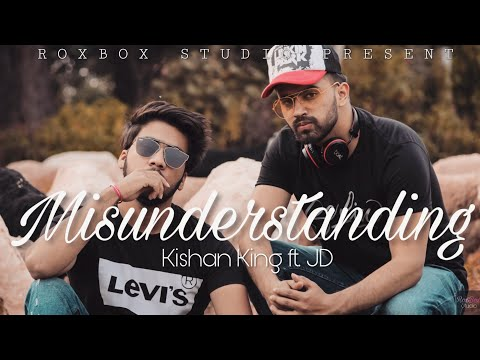 Misunderstanding | Kishan King Ft. JD | RoxBox Studio | Latest Hindi Rap Song | jammu hip hop