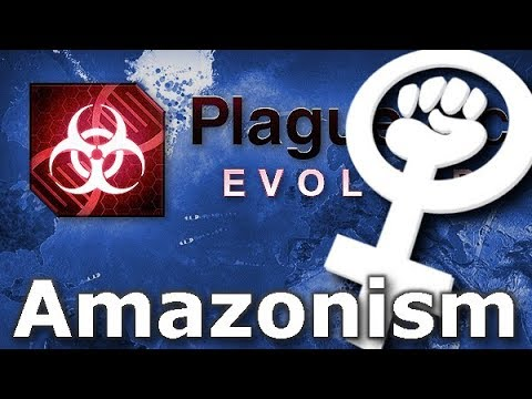 Plague Inc: Custom Scenarios - Amazonism