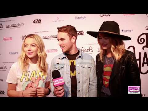 Justine Magazine: Stars Share Scariest Halloween Memories At Dream Halloween!