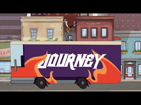 Journey – The Way We Used To Be [Official Video]