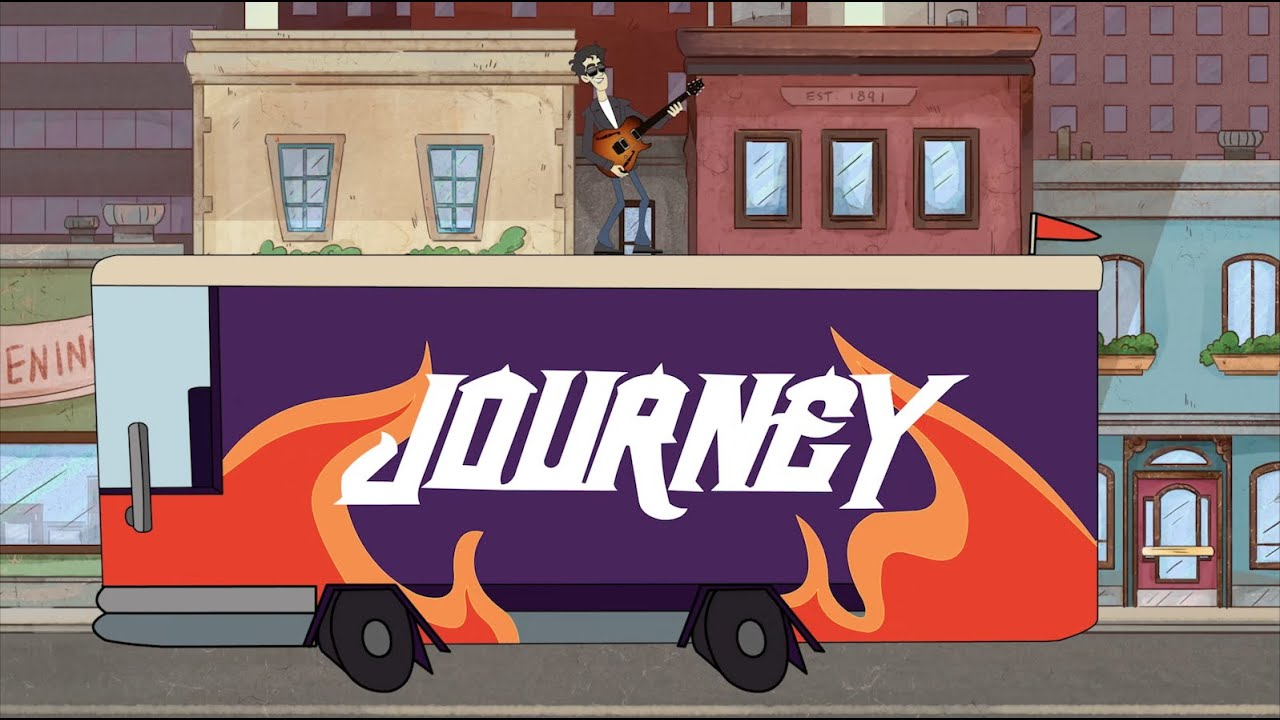 Journey - The Way We Used To Be