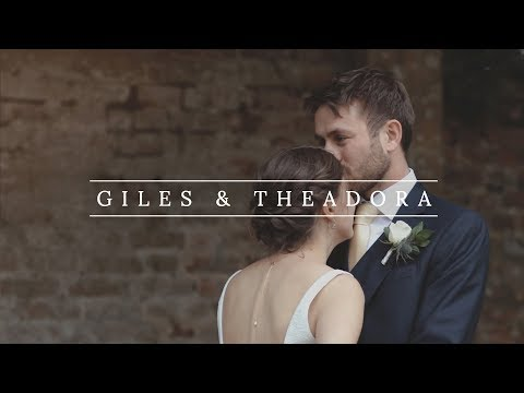 Brympton House Wedding Film  Giles & Theadora  Yeovil Somerset