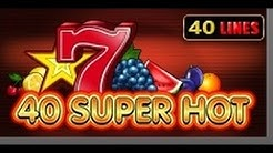 40 Super Hot - Slot Machine
