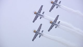 55th Reno International Championship Air Races Held in Central China