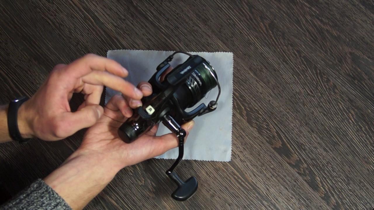 c2c2dd580ec Daiwa Emcast BR 5000A - YouTube