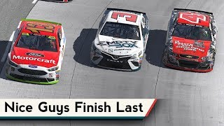 iRacing : Nice Guys Finish Last [VR] (2018 NiS Martinsville I)