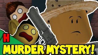 Roblox | HARDCORE MURDER MYSTERY | BEST SHERIFF EVER!?!