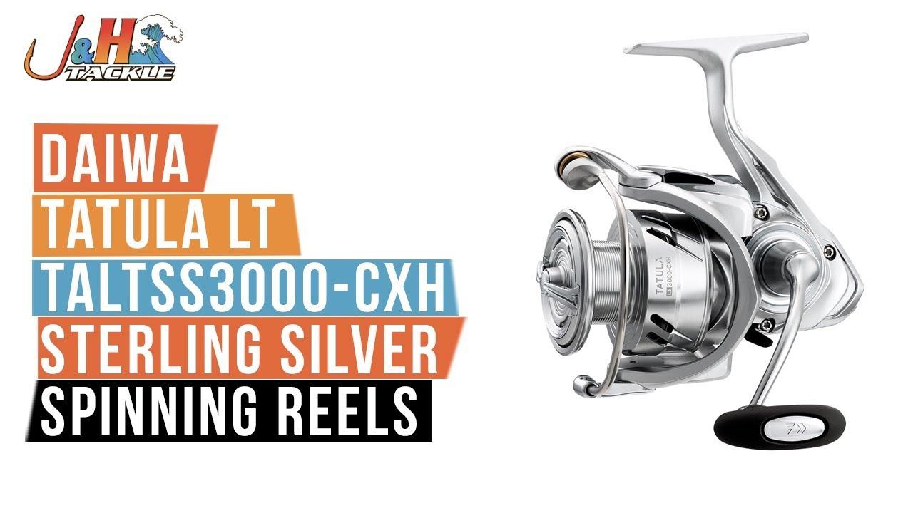 Daiwa Tatula LT TALT3000D-CXH Spinning Reel BRAND NEW!