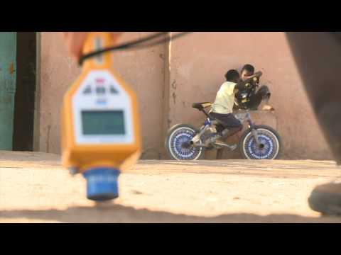 Left In The Dust - Uranium Mining In Niger