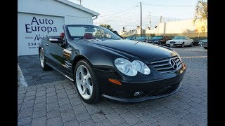 The R230 Roadster like this 2005 Mercedes-Benz SL500 AMG Sport is - for now - an absolute bargain