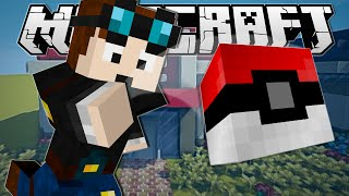 Minecraft | POKEBALL AND POKETRAPS!! | One Command Creation