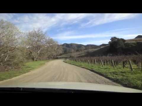 Santa Barbara Wine Country Feb 2011