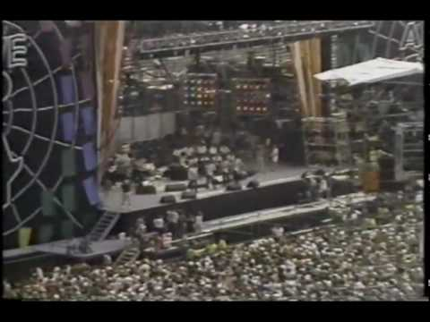 The Four Tops - Live AID