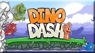 Dino Dash - Android Gameplay HD