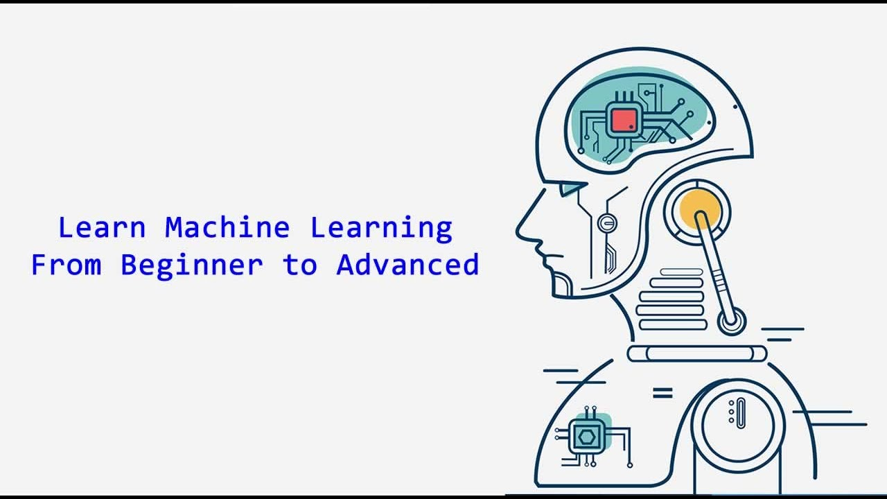 Machine Learning Tutorial - Learn Machine Learning From Beginner to Advanced