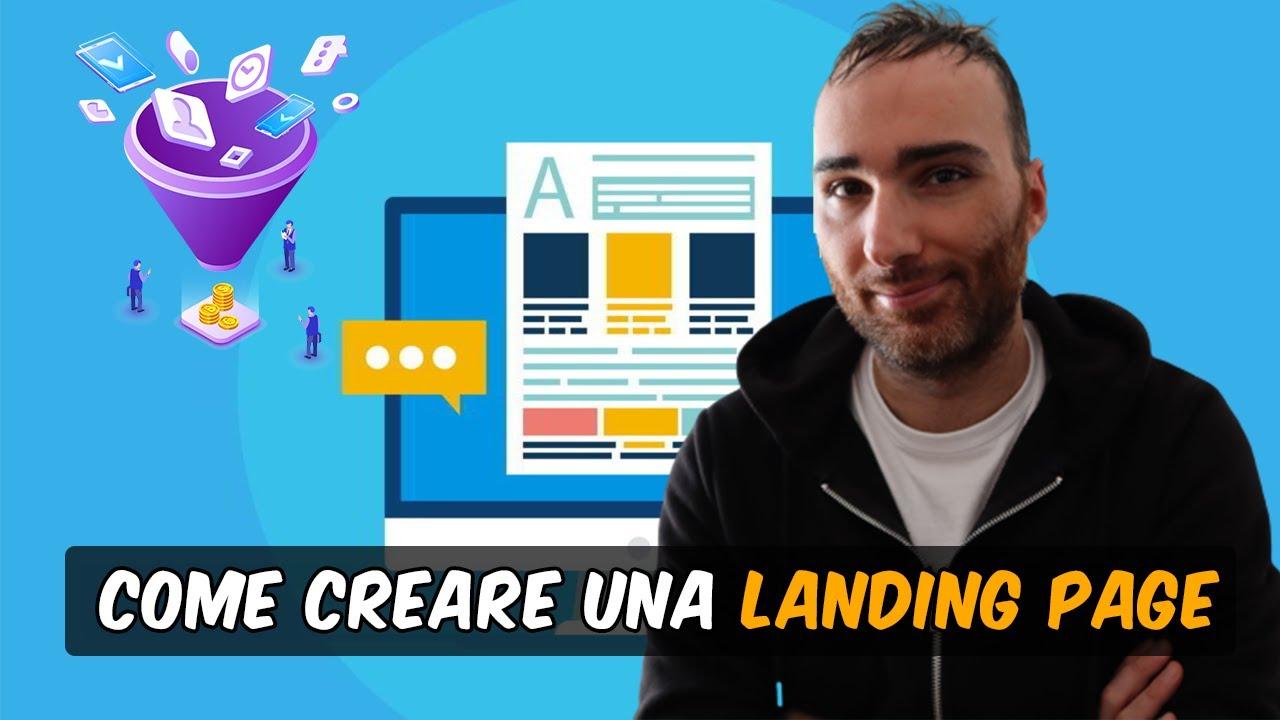 Download Come si crea una Landing Page (Guida Pratica)