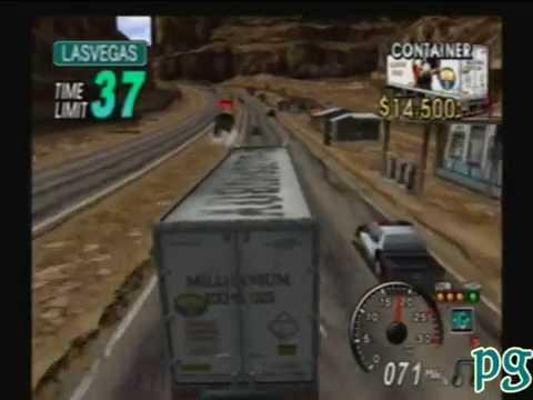 18 wheels of steel haulin para ps2