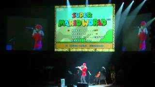 Video Games Live-Mario Flute by Laura Intravia (2011)