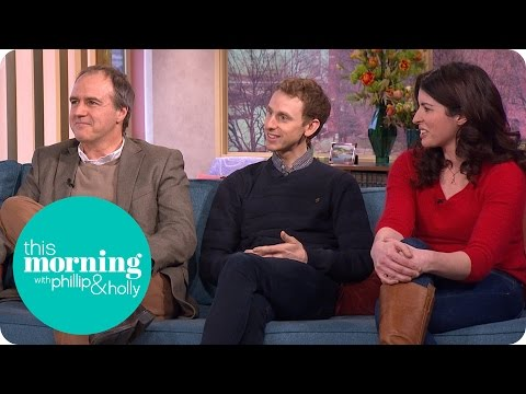 Happy Valley's Killers On Their Emotive Roles | This Morning