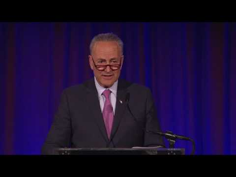 10th Annual Awards for Excellence in Journalism:  Sen. Charles Schumer