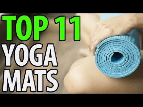 11 Best Yoga Mats 2017
