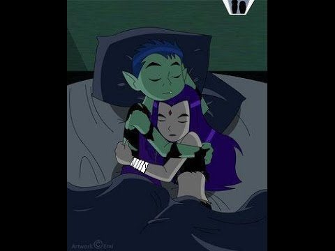 from Chandler raven and beast boy hook up