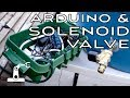Arduino Solenoid Valve Circuit: How to control water flow with an Arduino