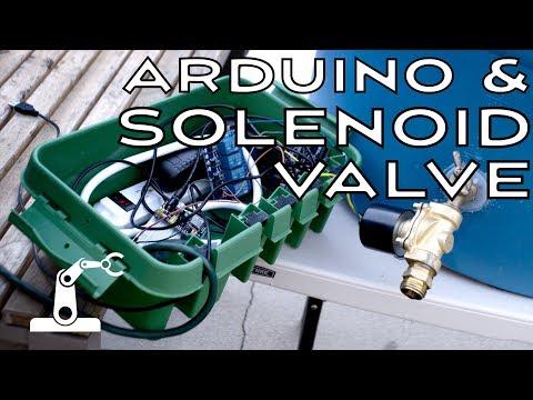 Automated Water Shutoff Valve Doovi