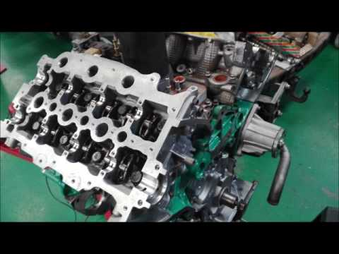 Land Rover Discovery 3 2 7 Tdv6 Engine Overhaule Part 4