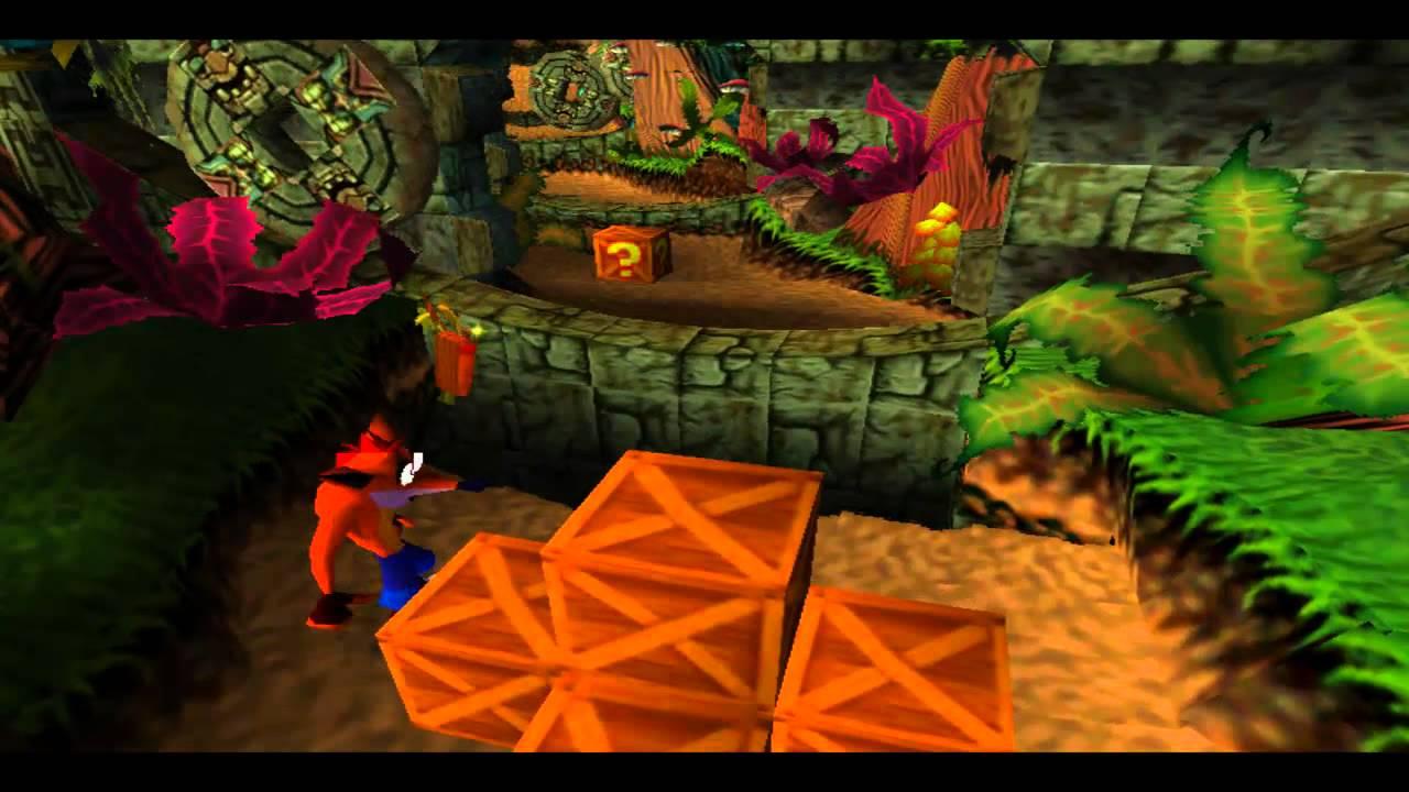 Crash Bandicoot PS1 ROM #6
