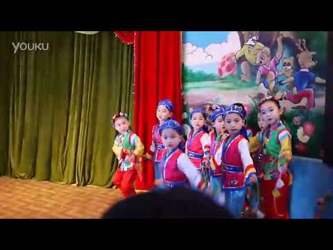 Udi Udi Jaye Dil Ki Patang Dekho Udi Udi Jaye Children Group Dance Performance