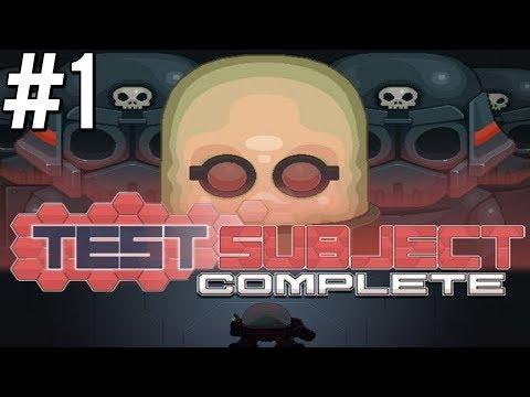 ZAKOŃCZMY TO WSZYSTKO! - Test Subject Complete #1