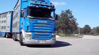 scania r470 transport lelandais