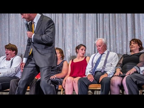 Best Stage Hypnotist Gets Naked! thumbnail