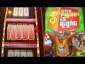 BRENT DOES GAMESHOWS!!! ★ AND HIGH LIMIT WHEEL OF FORTUNE! ★ AND WINS!! ★ BRENT SLOTS